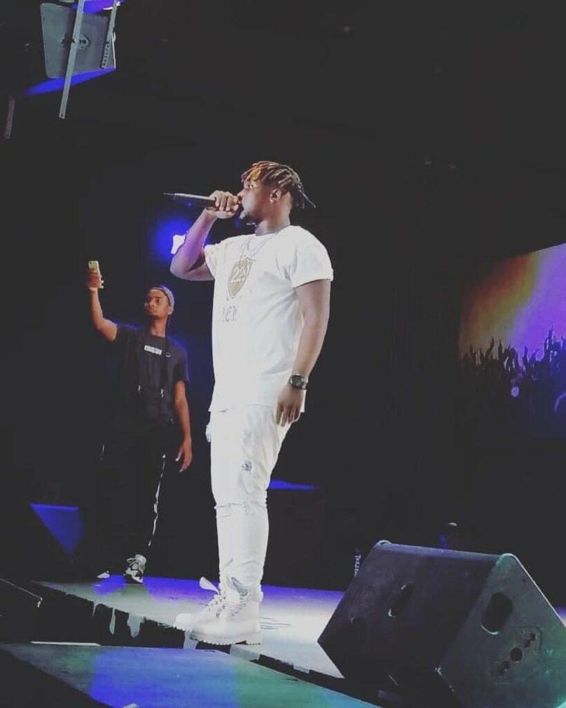 Crisba - Artiste rappeur et chanteur
